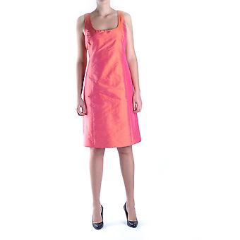 Armani Collezioni Ezbc049136 Women's Red Other Materials Dress