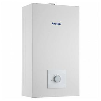 Gas heater Neckar WM10AME 10 L (Natural gas) White