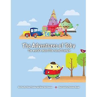Eventyrene til Toby verdens bare litt rund trekant av Prinsloo & VikuS