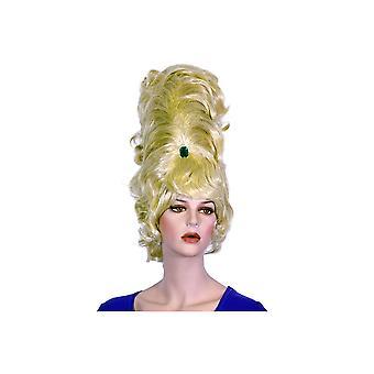 Caramella di cotone parrucche parrucca bionda