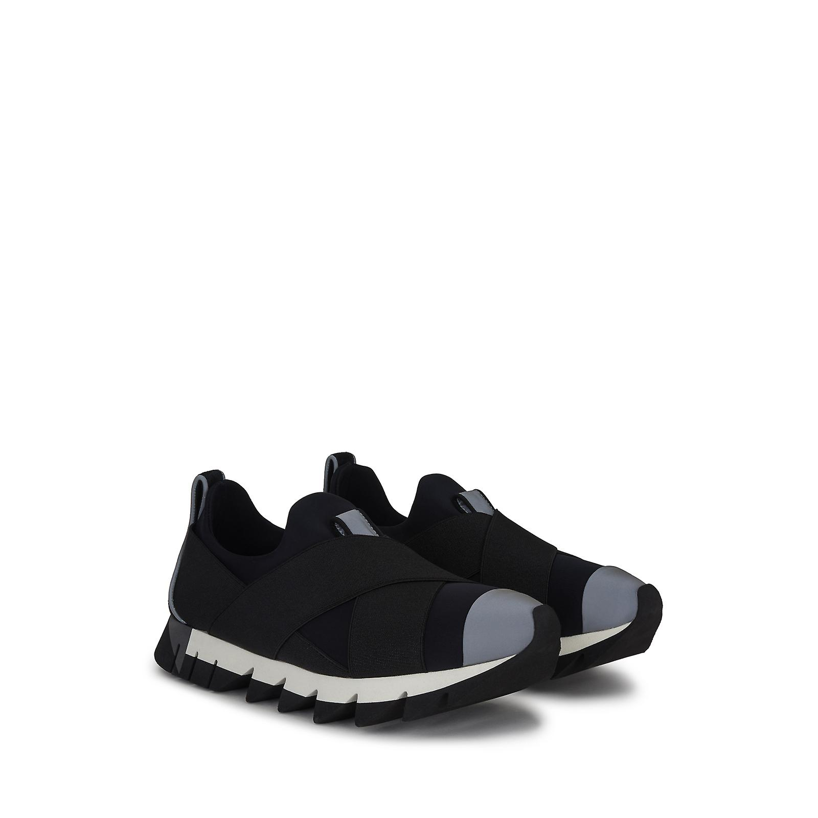 Dolce & Gabbana Low Top Trainers In Elasticated Fabricwith Criss-Cross 4tvW6