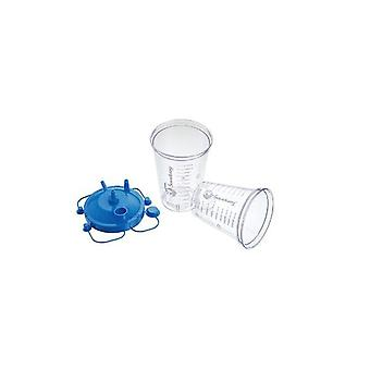 Disposable Suction Pump Canister 750Cc