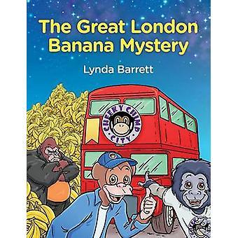 Cheeky Chimp City  The Great Banana Mystery by Barrett & Lynda