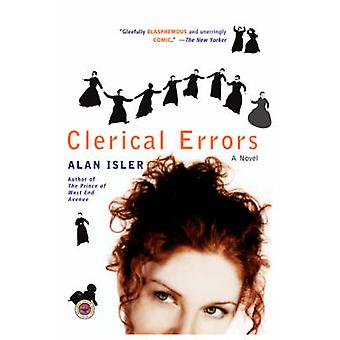 Clerical Errors by Isler & Alan