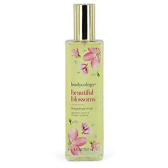 Bodycology Beautiful Blossoms by Bodycology Fragrance Mist Spray 8 oz / 240 ml (Women)