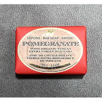 Campostrini Organic Pomegranate Bar Soap 150 g