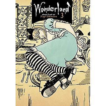 Wonderland Vol. 3 by Yugo Ishikawa - 9781642751277 Book