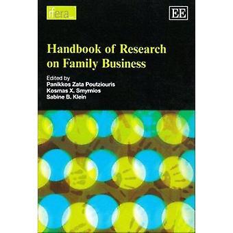 Manual de Investigación sobre Negocios Familiares por Panikkos Zata Poutziouris