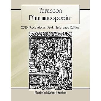 Tarascon Pharmacopoeia 2016
