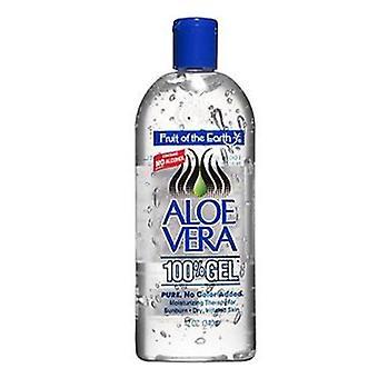 Fruit of the earth aloe vera gel, 12 oz