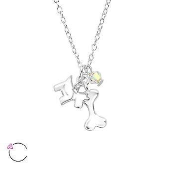 Dog Lovers - 925 Sterling Silver Necklaces - W32737x