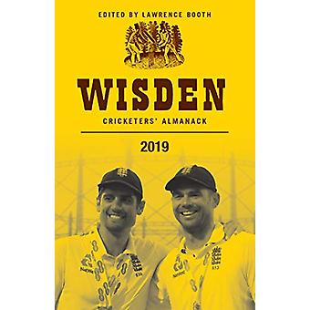 Wisden Cricketers' Almanack 2019 by Lawrence Booth - 9781472964069 Bo