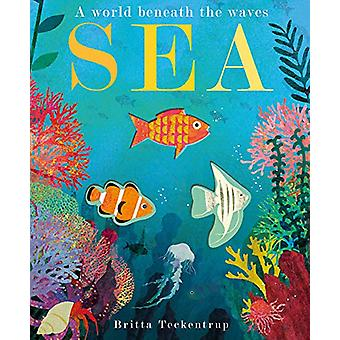 Sea - A World Beneath the Waves door Britta Teckentrup - 978178813129 B