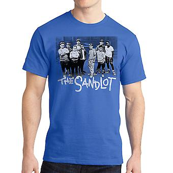 Sandlot Team Men's Royal Blue T-shirt