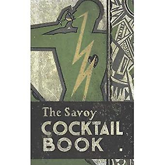 The Savoy Cocktail Book