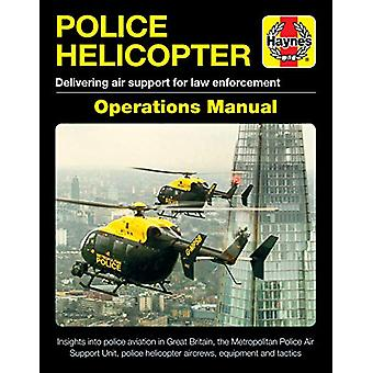 Police Helicopter Operations Manual by Richard Brandon - 978178521570