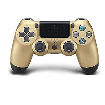 Gold Wireless Bluetooth PS4 PlayStation 4 GamePad Controller