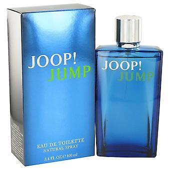 Joop Jump Eau De Toilette Spray By Joop! 3.3 oz Eau De Toilette Spray