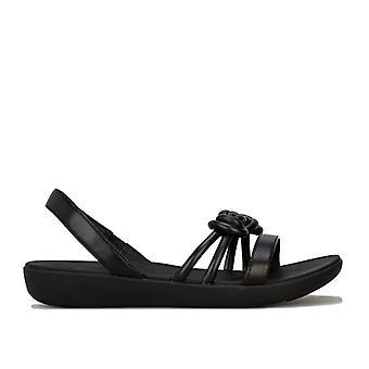 Sandales à bretelles Fit Flop Tiera Back En noir