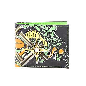 Atari Centipede Logo Bi-Fold Wallet