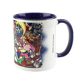 Super Mario, Mug-World