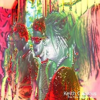 Keith Canisius - This Time It's Our High [CD] USA import