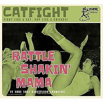 Rattle Shakin' Mama: 25 Sure Shot Dancefloor [CD] USA import