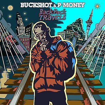 Buckshot & P-Money - Backpack Travels [CD] USA import
