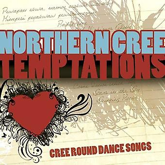 Northern Cree - Temptations: Cree Round Dance Songs [CD] USA import