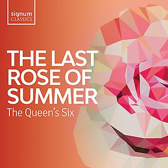 Last Rose Of Summer [CD] USA import