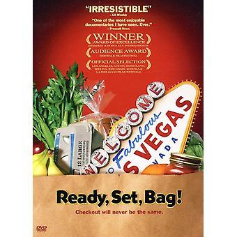 Ready Set Bag! [DVD] USA import