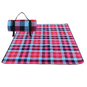 Homemiyn Outdoor Acrylic Lattice Picnic Mat