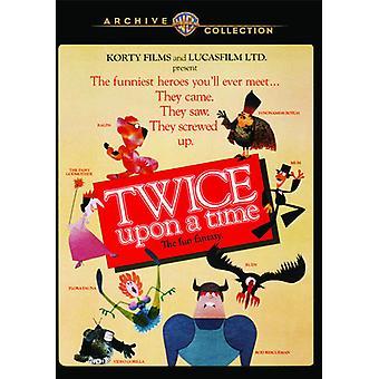 Import USA deux fois Upon a Time [DVD]