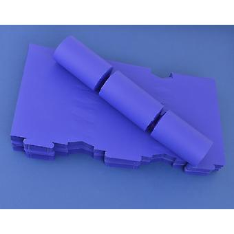 100 Dark Purple Make & Fill Your Own DIY ReyClable Christmas Cracker Boards