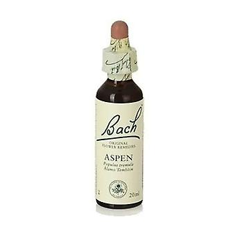 Bach Flower Essences 02 - Aspen 20 ml of floral elixir