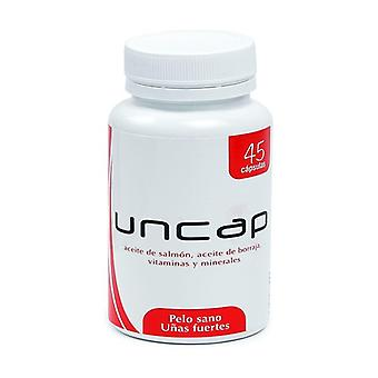 Uncap (Healthy hair, strong nails) 45 capsules