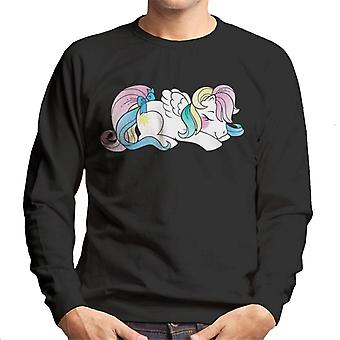 Min Lille Pony Starshine Sovende Menn&s Sweatshirt
