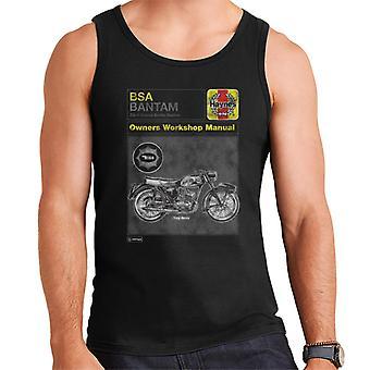 Haynes BSA Bantam ds1 omistajat manuaalinen miesten ' s Vest
