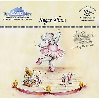 The Card Hut Sugar Plum Clear Stamps