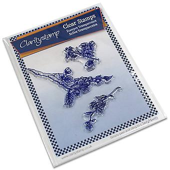 Claritystamp Blossom Branches Clear Timbres