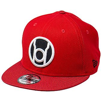 Red Lantern Symbol Armor Ny Æra 9Fifty justerbar hat