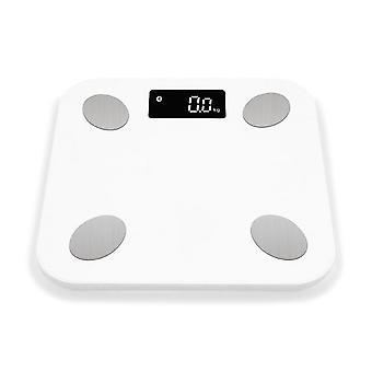 Bluetooth Body Smart Electronic Weights Skala dla inteligentnego domu i łazienki z cyfrowym Wifi