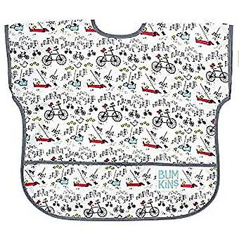 Junior Bib - Bumkin - Urban Bird 1-3Y Accessories New U-115