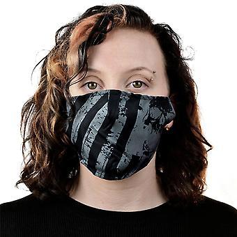 Poizen Industries Stripes Mask