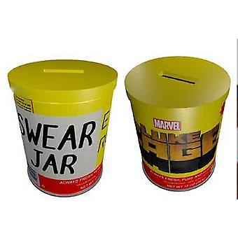 Coin Bank - Marvel - Luke Cage Swear Jar New cb-mk-swear