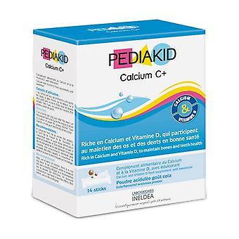 Pediakid Calcium C - 14 units of 3g (Cola)
