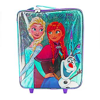 Frozen Kid's Suitcase Carry on