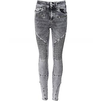 Holland Cooper Skinny Biker Jeans