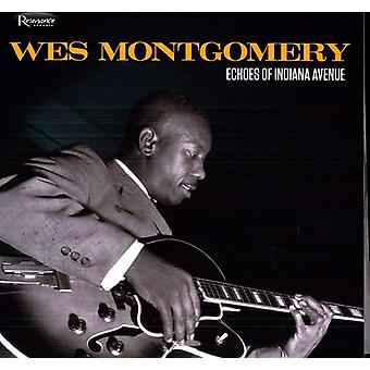 Wes Montgomery - Echoes of Indiana Avenue [CD] USA import