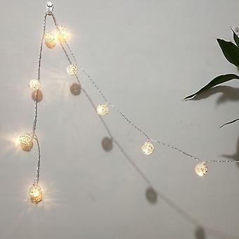 YANGFAN Waterproof Battery Box Powered LED  String Lights